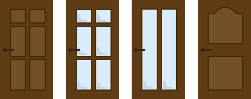 Doors / Doors (Brown)