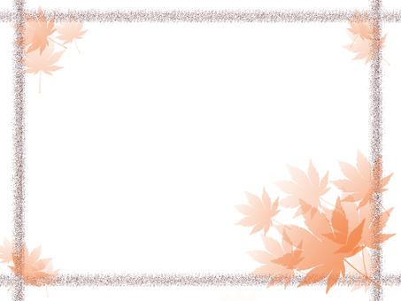 Maple frame