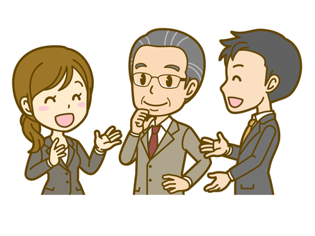 Company employee: Meeting 03BS