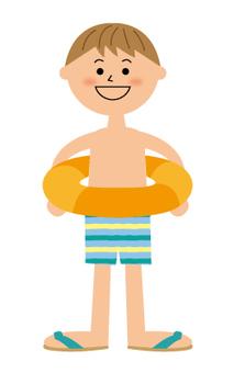 Swimsuit boys