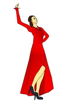 Flamenco dancers 2019.5
