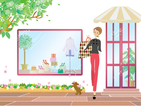 Women _ Shopping