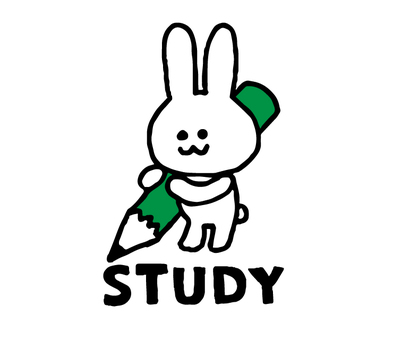 Studying rabbit (simple animal)