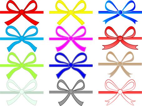 Ribbon full material