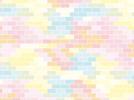 Pastel brick (small)