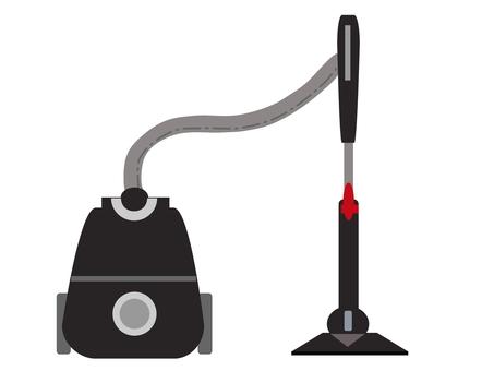 Paper pack type vacuum cleaner