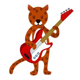 豹子彈吉他