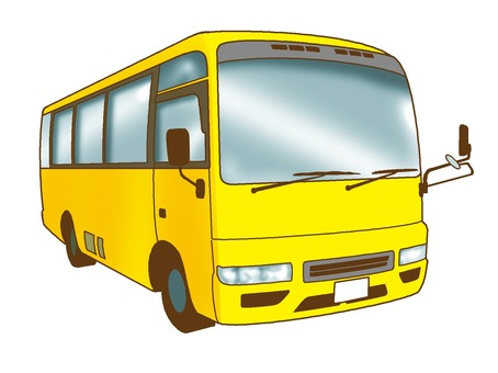 Microbus (yellow)