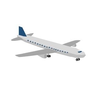 Passenger plane · · · Standby