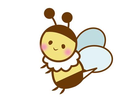 느슨한 꿀벌