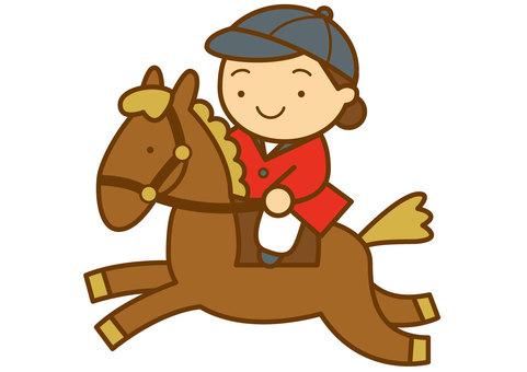 騎馬4 c