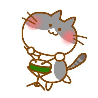 Snare cat