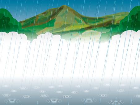 多雨(22)山