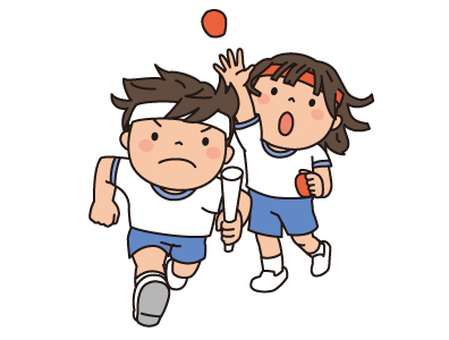 Athletic meeting, rushing, ball
