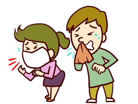chacha sneeze runny