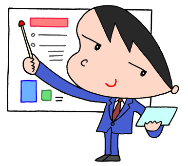 Businessman · Presentation