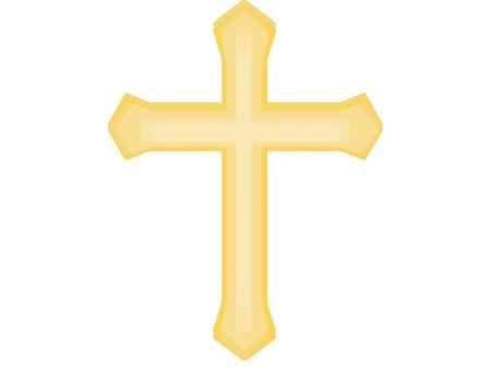 十字架 ゴールド