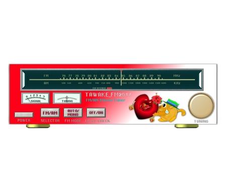 FM 튜너 002
