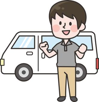 Driver _ male