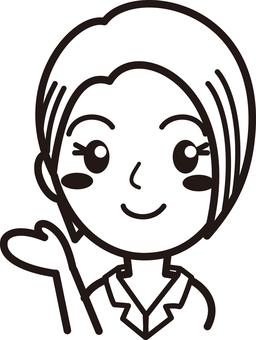 女02  - 介紹03  - 黑色