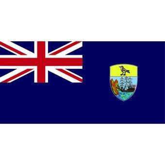 聖赫勒拿旗幟