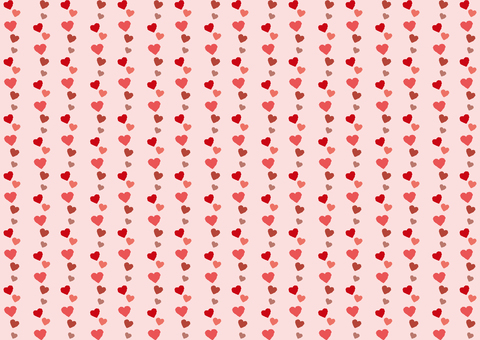 Mokomoko Heart Texture 8