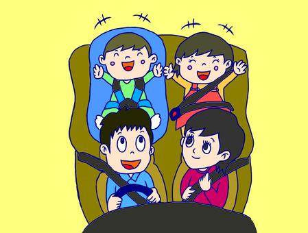 Child Seat Seat Belt