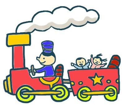Locomotive poppo