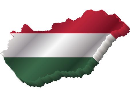 ハンガリー国旗国土