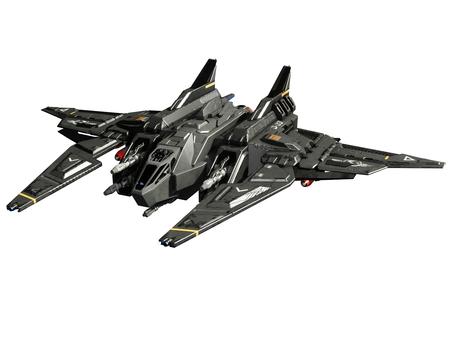 SF小型戦闘機