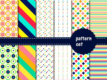 Pattern set 39