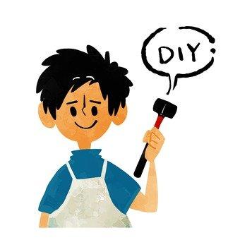 DIY person 1