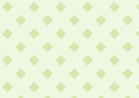 Square pattern green