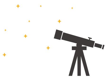Starry sky observation