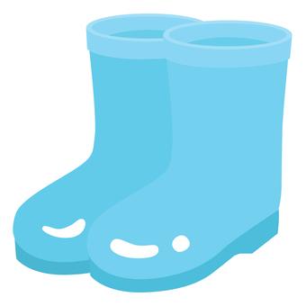 Boots 01 Aqua