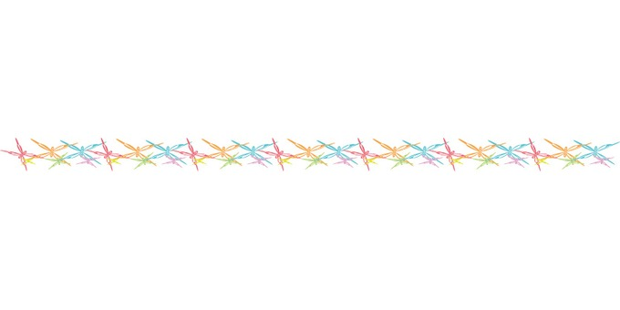 Simple line colorful 22ver 2