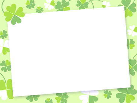 Four Leaf Clover 4