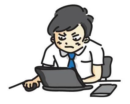 Salesperson computer