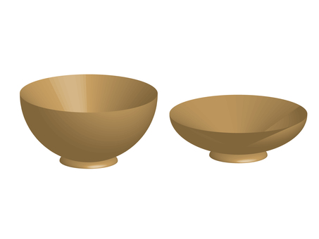 Tea bowl and cup 5