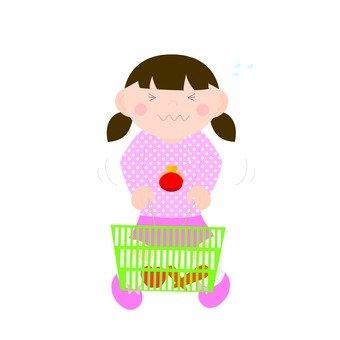 Fuwa Towa girl