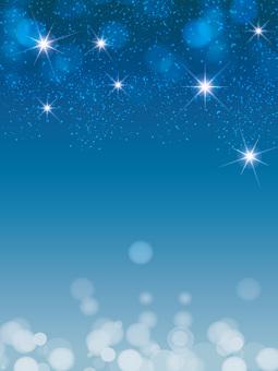 밤하늘의 배경 - 세로 버전