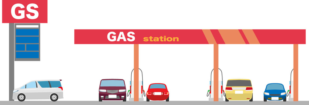 Gas station 2