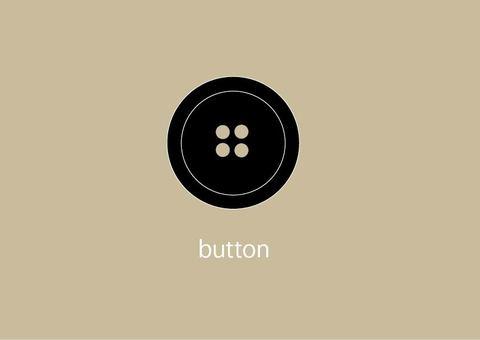 洋服のボタン