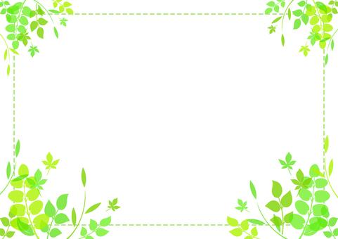 Fresh green material 138