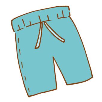 Shorts (blue)