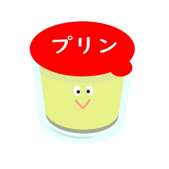 Pudding in a cup ②