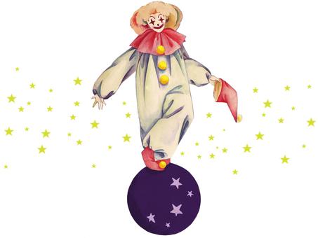 Clown_summer 01
