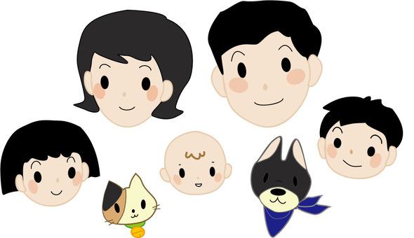 Family face 2