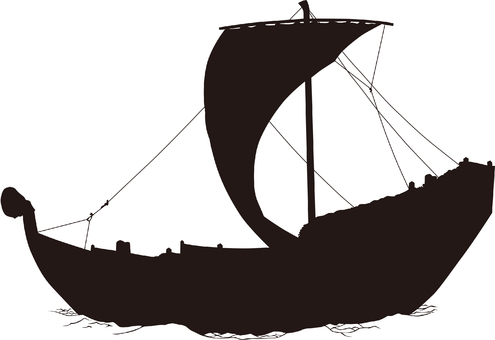 浮世絵 船 その1