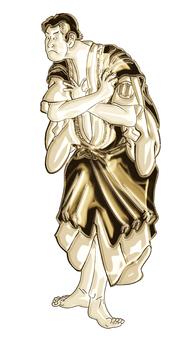 Sansei Sakata Hangoro的育兒Kannonbo黃金版